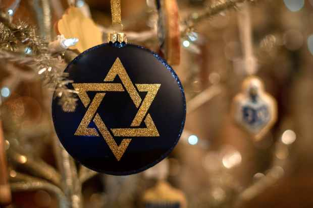 The eight-day Jewish celebration known as Hanukkah or Chanukah commemorates the rededication during the second century B.C. of the Second Temple in Jerusalem, where according to legend Jews had risen up against their Greek-Syrian oppressors in the Maccabean Revolt.
