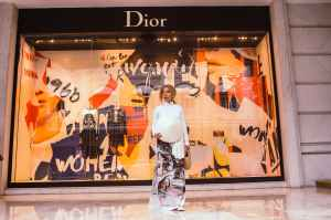 Christian Dior SE, commonly known as Dior, is a French luxury goods company controlled and chaired by French businessman Bernard Arnault, who also heads LVMH, the world's largest luxury group.